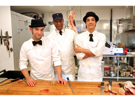 A Meaty Experience at Harlem Shambles