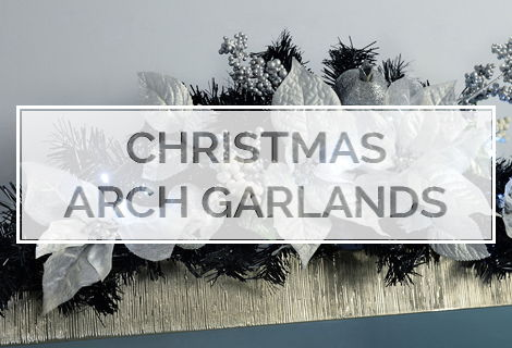 Christmas Arch Garlands