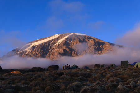 Kilimanjaro, the Machame Route