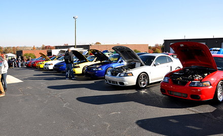 SVT Cobra Club/Pro Dyno Cruise-In