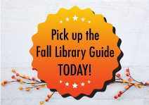 Image for Fall Library Guide