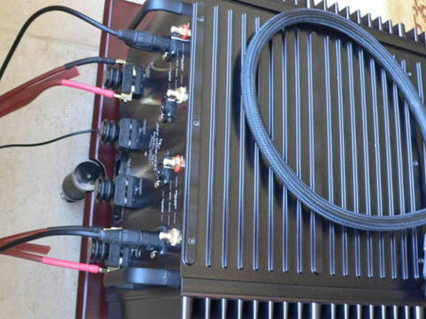 Jeff Rowland 302-4 Four channel monster amp