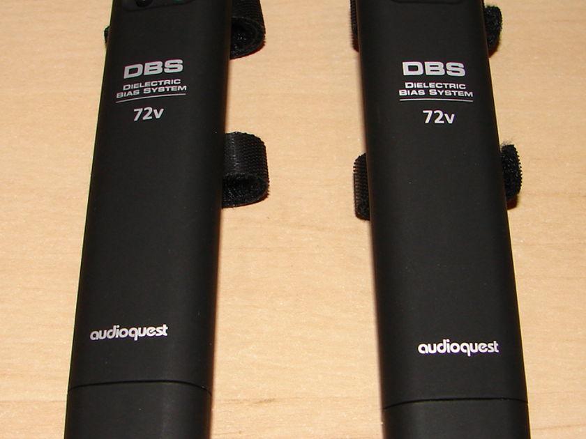 Audioquest 72v DBS Upgrade Kit  Brand New, SAVE!!