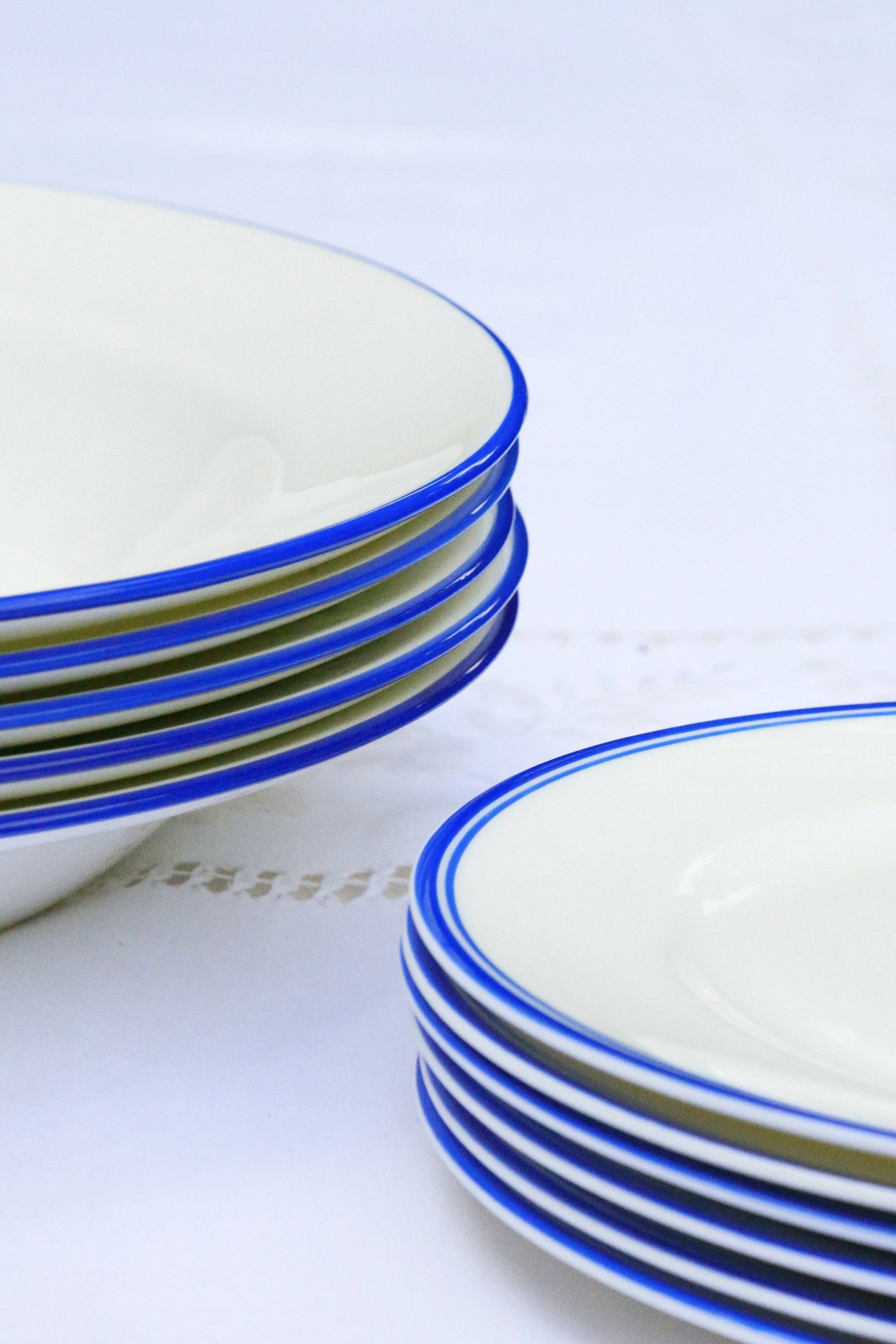 hand painted bone china made in england