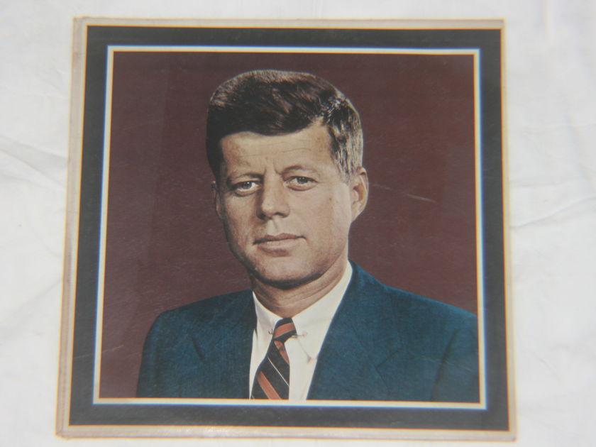 John Fitzgerald Kennedy - John Fitzgerald Kennedy A Memorial Album