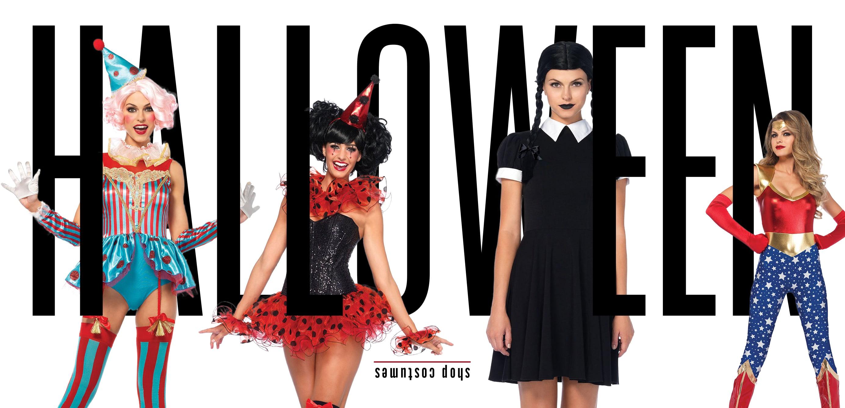 Costumes | Tiltedsole.com
