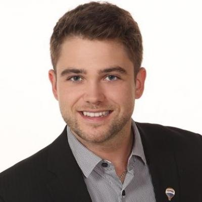 Maxime Woodbury Courtier immobilier RE/MAX VRP