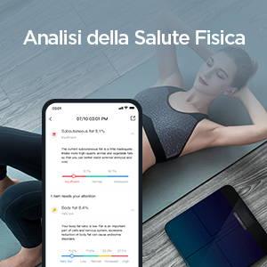 Amazfit Smart Scale - Analisi della Salute Fisica