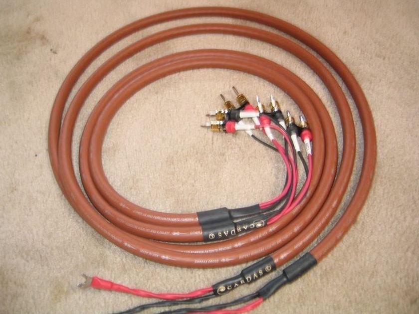 Cardas Cross Bi-wire Speaker Cable
