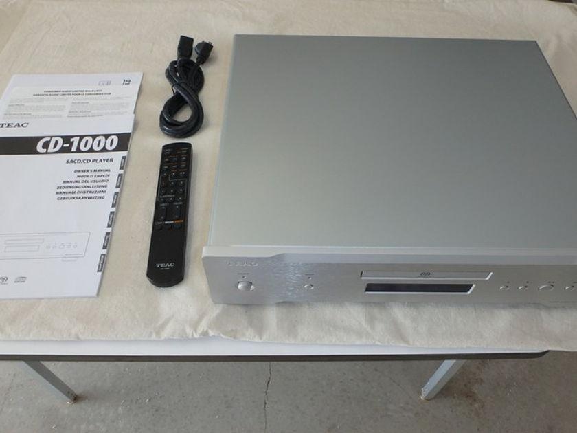 Teac CD-1000 SACD Player