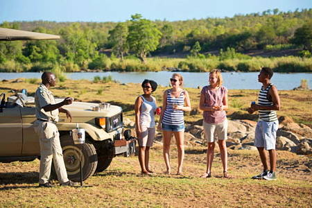 Gorongosa National Park Tour