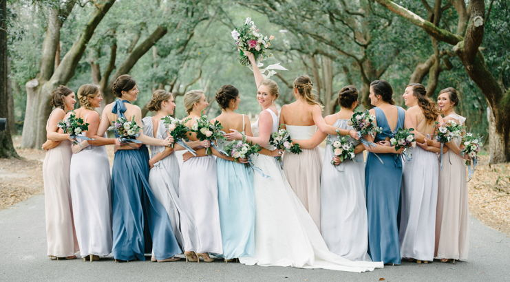 Know Your Pro: Bella Bridesmaids Charleston