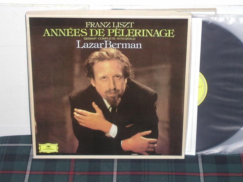 Berman - Liszt DG German import LP