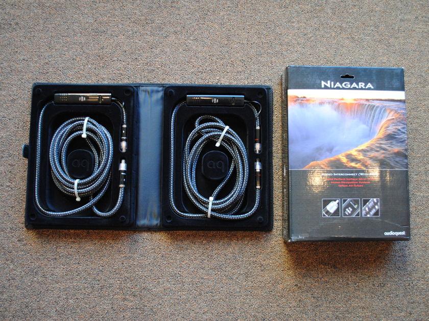 Audioquest Niagara 3M RCA Interconnects