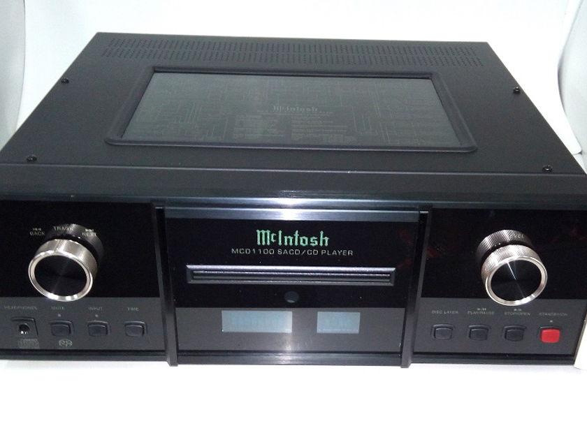 McIntosh MCD1100 SACD/CD Player