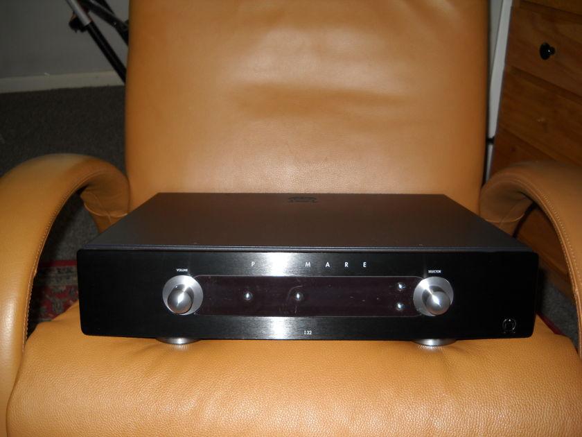 Primare  I32 Integrated Amp w/MM30 Media Board Mint
