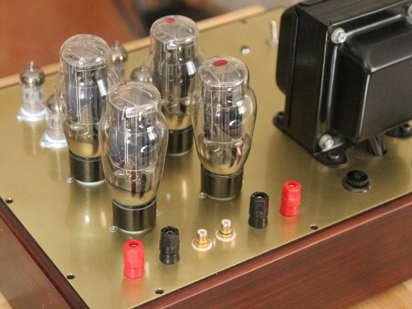 DIY OTL Amplifier 6AS7 6WPC