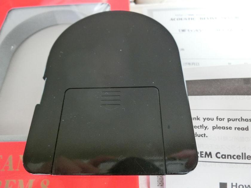 Acoustic Revive ■ REM-8 ■ EMF Canceller
