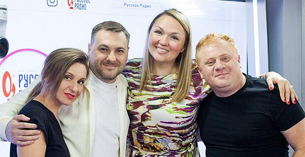 Надежда Ангарская стала гостьей утреннего шоу «Русские Перцы» - Новости радио OnAir.ru