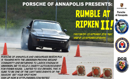 Rumble at Ripken II