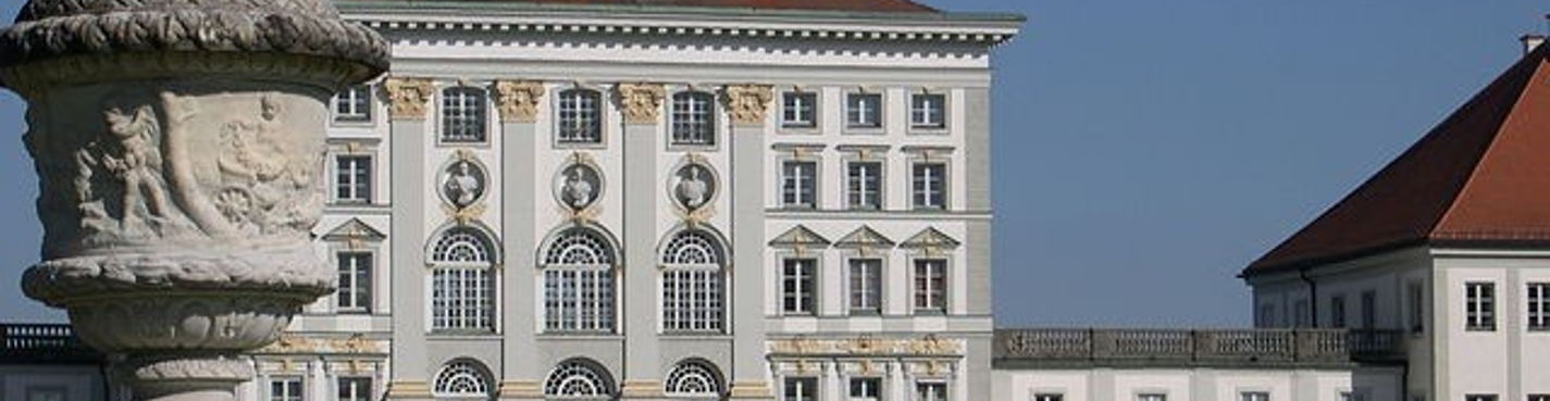 Экскурсия по Мюнхену (обзорная пешеходная экскурсия 3 часа, обед, Нимфенбург 2 часа)