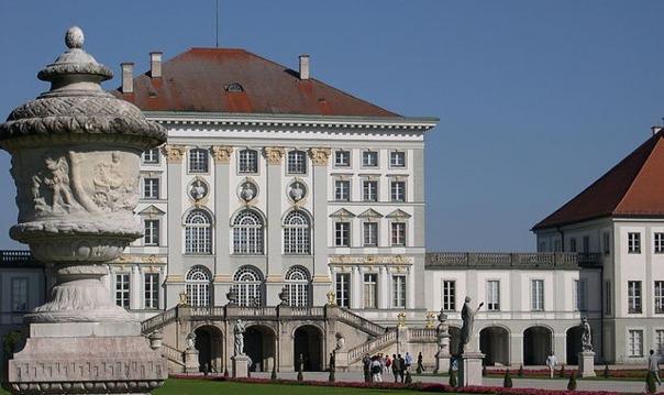 Экскурсия по Мюнхену (исторический центр и Нимфенбург)