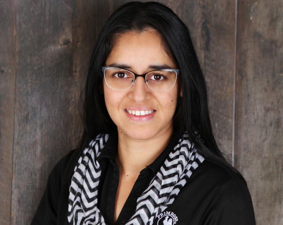 Mrs. Salas , Degreed Infant Assistant Teacher