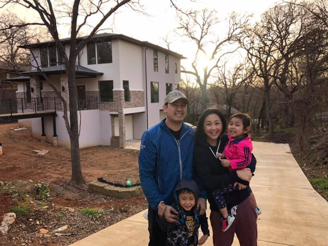 family of the month the dao family