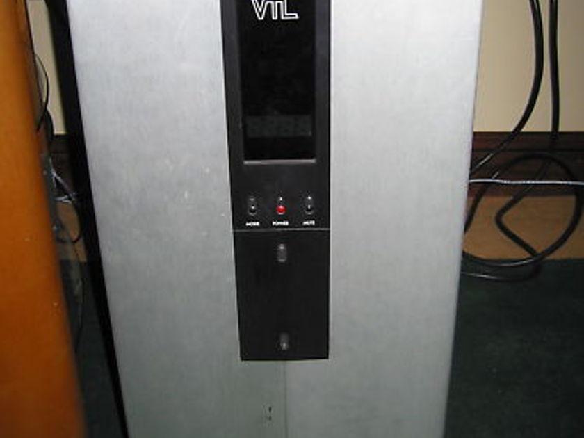 VTL Siegfried reference monoblock tubes amplifier