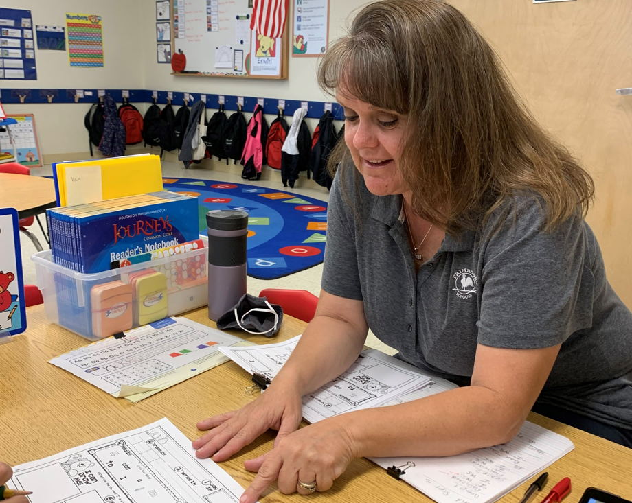 Ms. Amy - 8 Years of Service , Pre-Kindergarten 3  Lead