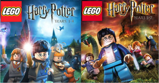 lego harry potter movie