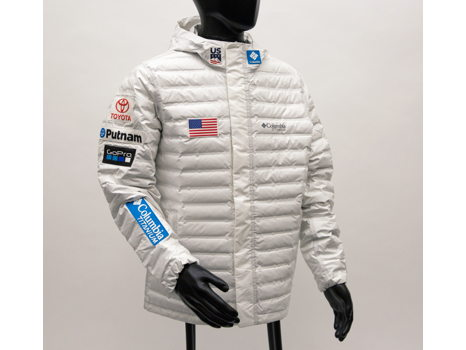 Women's 2018 Official Freestyle Team jacket by Columbia, M