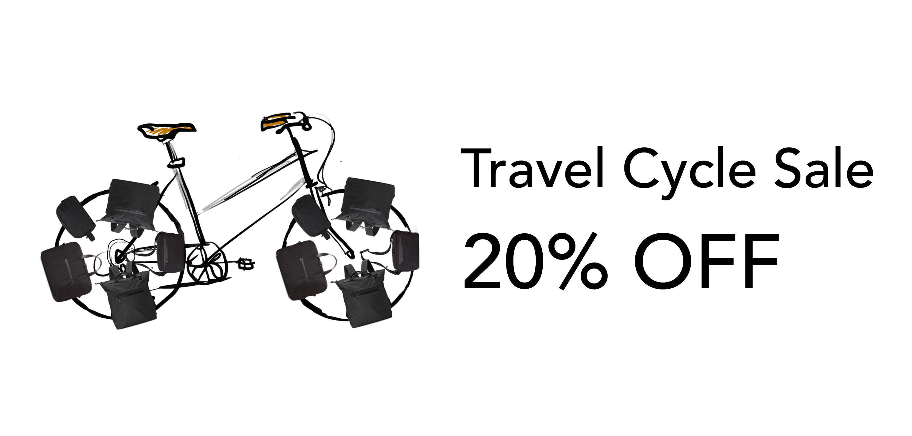 Ally Capellino April 2021 Travel Cycle Sale