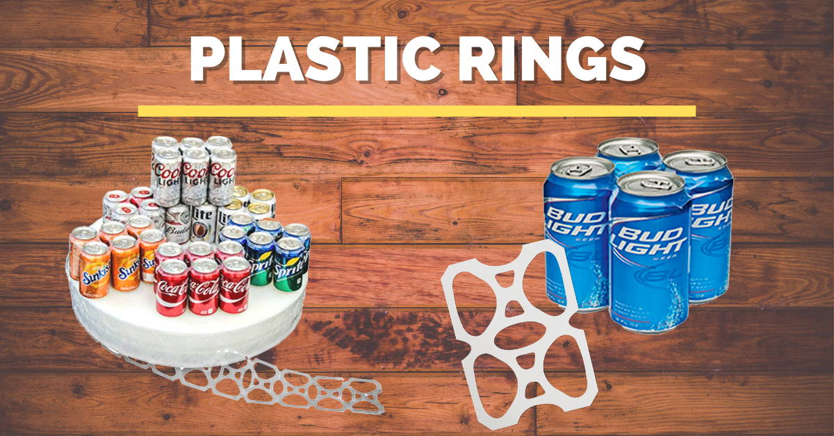 C-Store Packaging | Plastic Can Rings