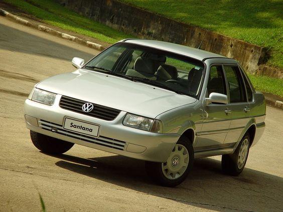 Volkswagen Santana 1.8 1999