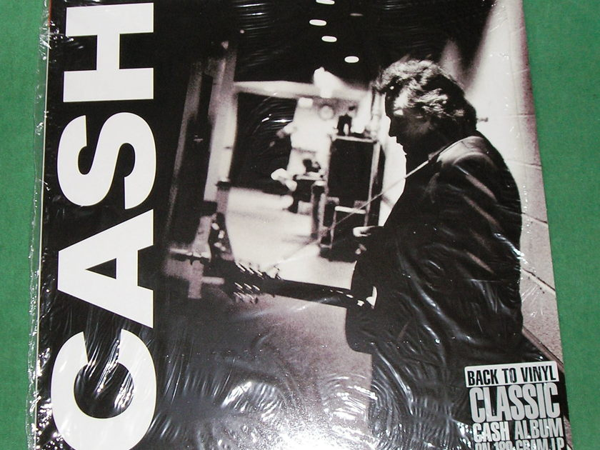 "JOHNNY CASH  ""AMERICAN III"" - GERMAN 180 GRAM PRESS *** NM 9/10 ***"