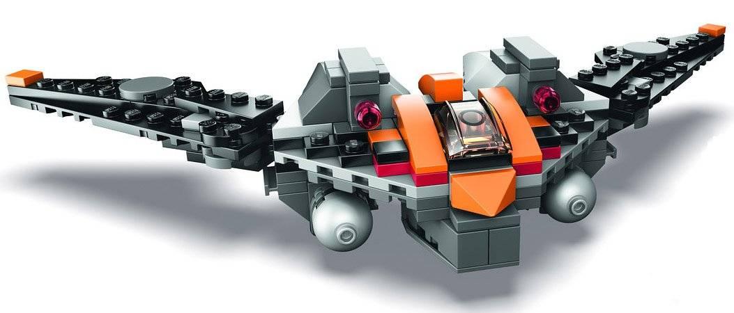LEGO ROCKET RACCOON'S WARBIRD
