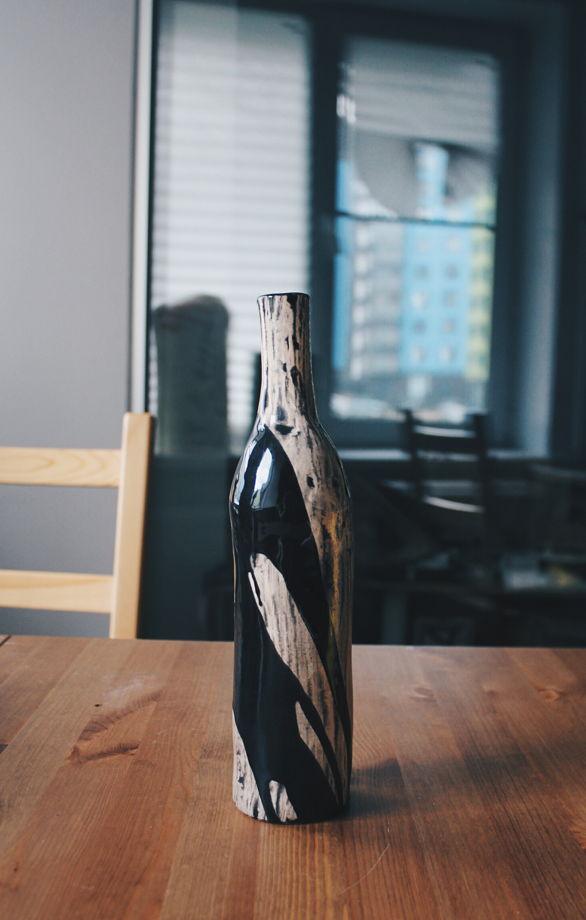 Ваза бутылка GUNGA