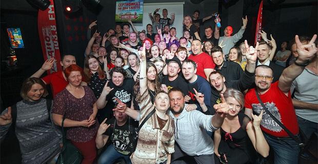 19 лет в эфире: в Ижевске отметили День рождения «НАШЕго Радио» - Новости радио OnAir.ru