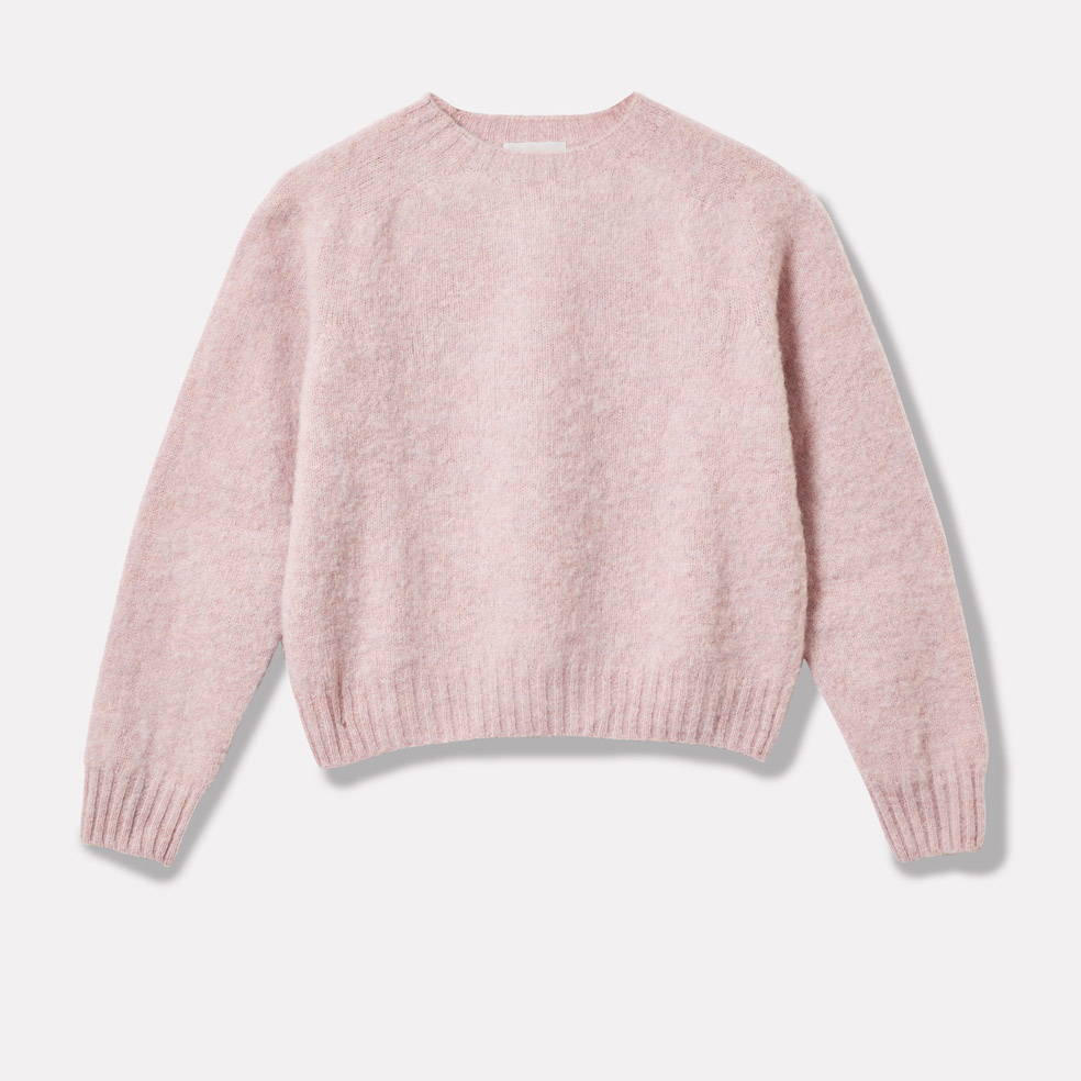 Sweater in Pink
