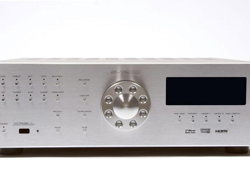 Krell S1200U 3D Preprocessor