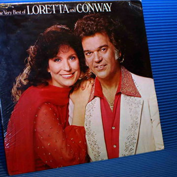 """The Very Best Of Loretta & Conway -"