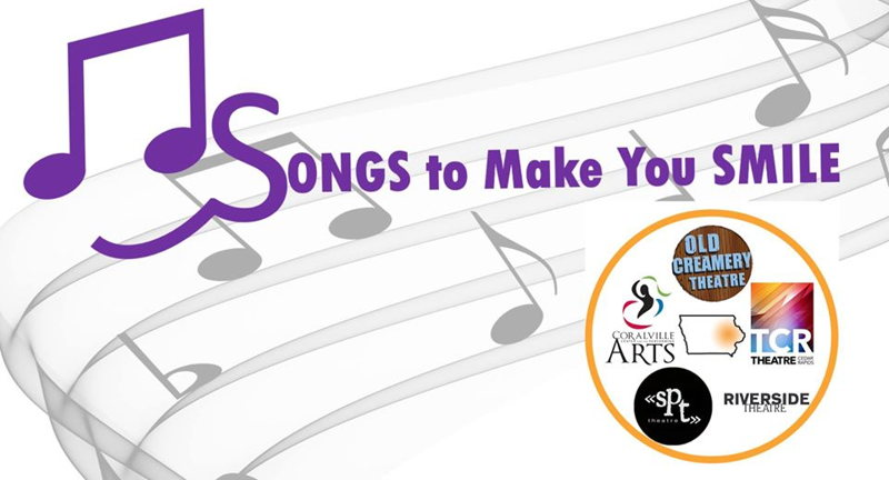 Songs to Make You Smile: A Virtual Cabaret