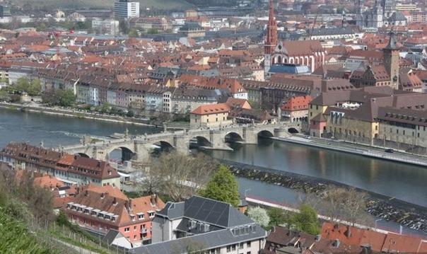 Романтической дорога — Ротенбург об дер Таубер и Вюрцбург. Автомобильно-пешеходная экскурсия