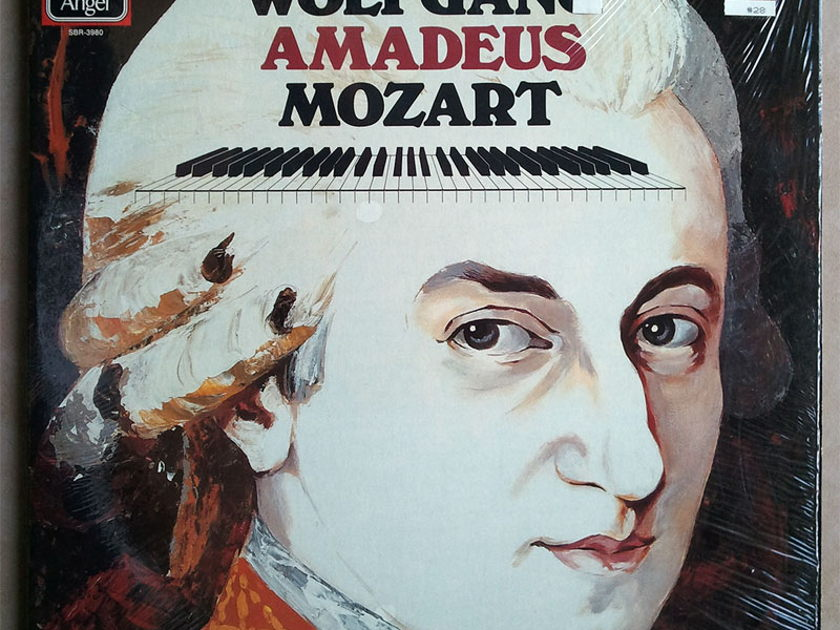 EMI/Music of Amadeus MOZART - / 2-LP / NM
