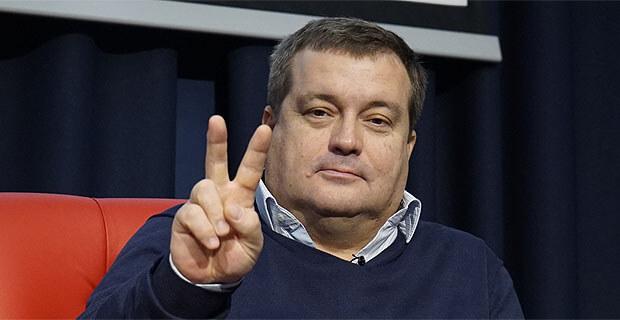 СМИ: Михаил Нелюбин займет пост гендира издателя «Ведомостей» - Новости радио OnAir.ru