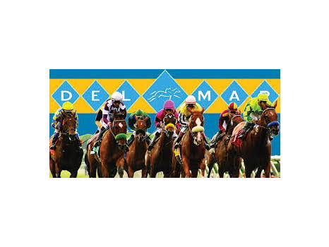 Four Del Mar Thoroughbred Club Admission Passes for Summer or Fall 2019