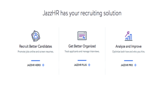 JazzHR Reviews - Ratings, Pros & Cons, Alternatives and more | Hotel