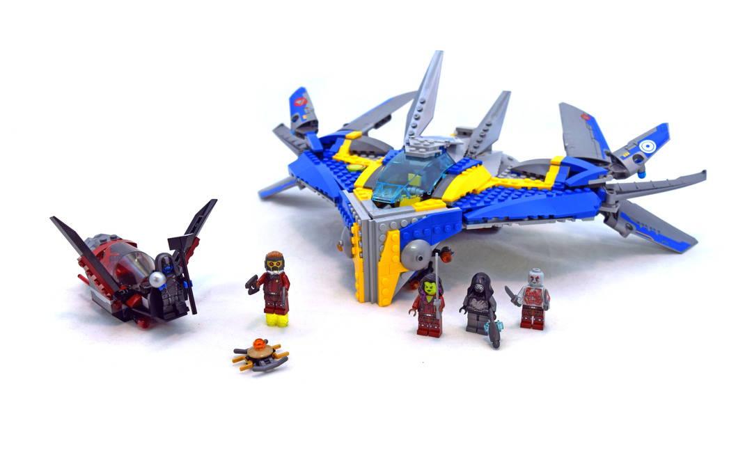 LEGO THE MILANO SPACESHIP RESCUE