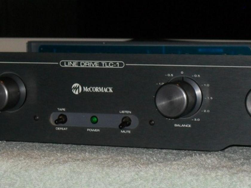 McCormack TLC-1 Line Level Pre-Amp